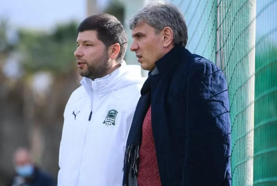 Фото: пресс-служба ФК Краснодар