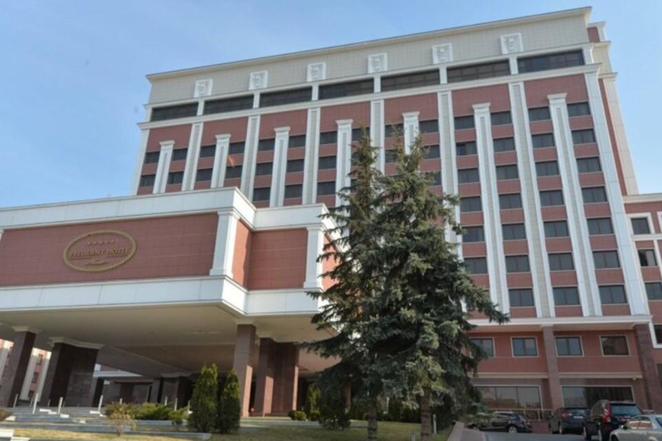 Контактная группа по мирному урегулированию в Донбассе начала переговоры. Фото: МИД ДНР