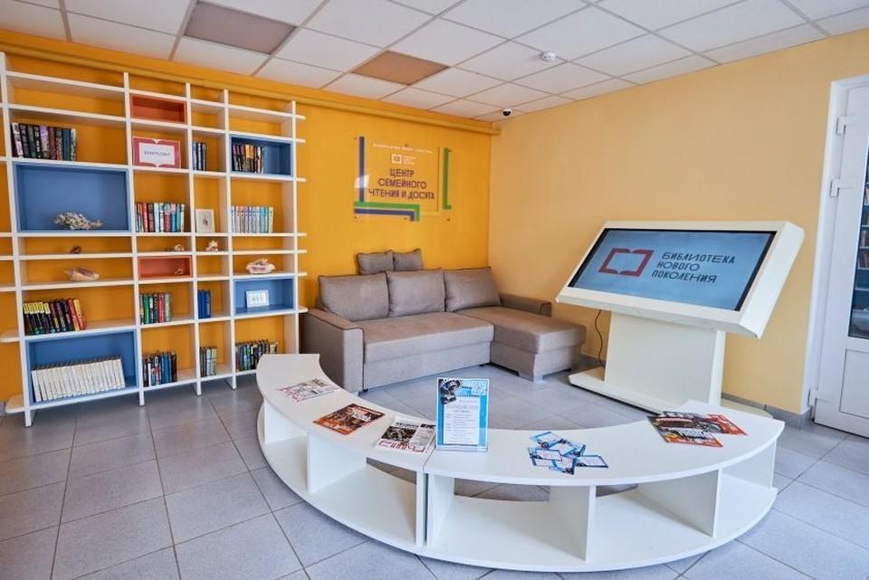 Главная идея такой библиотеки – рациональное использование каждого метра. Фото: sev.gov.ru