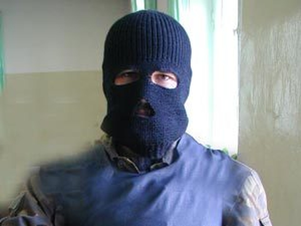 Бандиты обратились к скандально известному военному