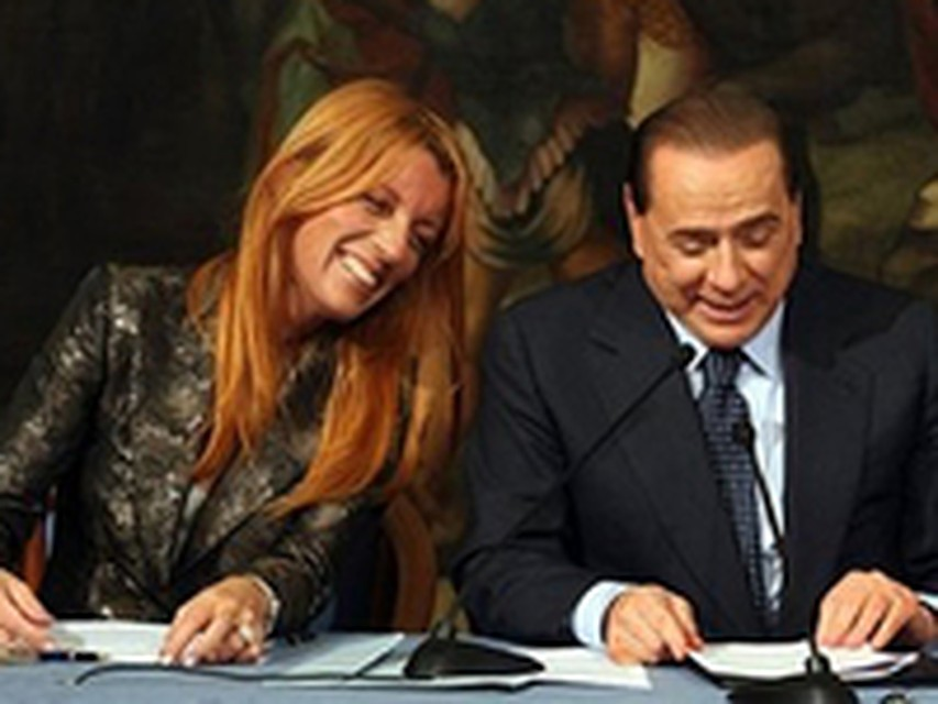 Берлускони о слухах о его сексуальных нарушениях