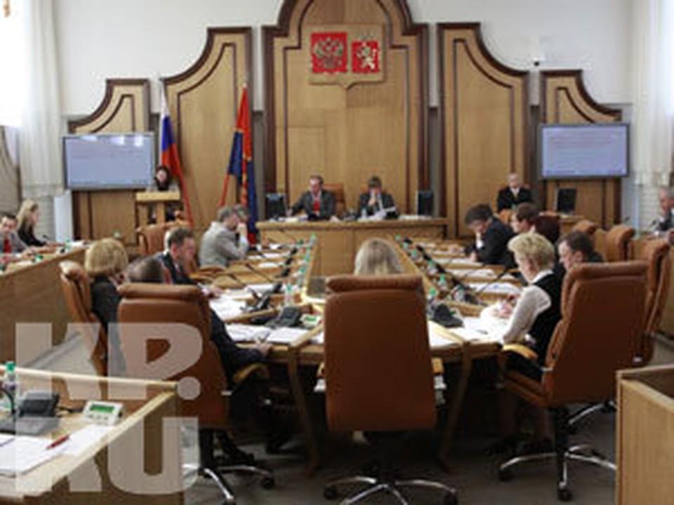 На сессии Красноярского городского Совета депутатов устранили препятствие для развития цементного завода