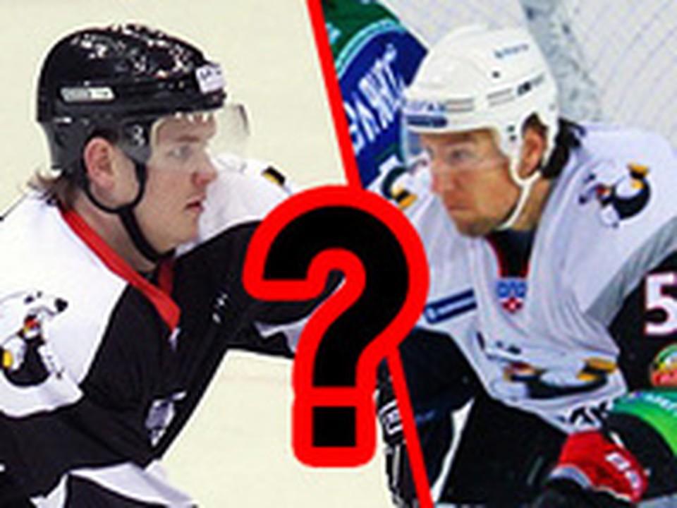 Плаксин или Разин: кого же выберет главный тренер «Трактора»?