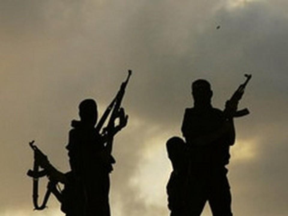 В Зоне племен Пакистана скрываются боевики.