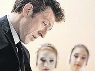 Венсан Кассель: «Чайковский въелся в меня намертво!»