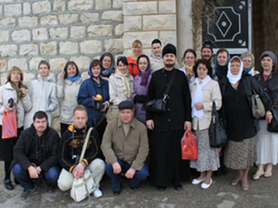 Ярославские педагоги в Иерусалиме