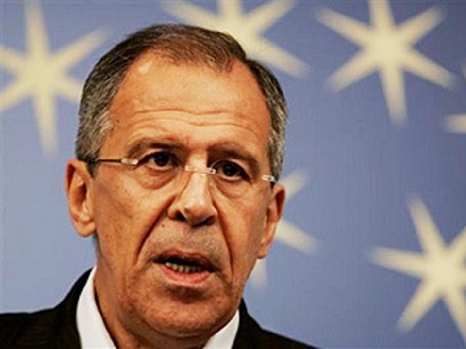 Сергей Лавров: Россия требует немедленно прекратить волну насилия в Ливии