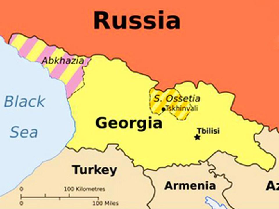 Россия не угрожает Грузии