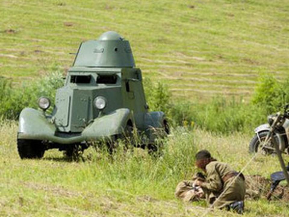 В Палкинском районе прошли сражения 1941 года