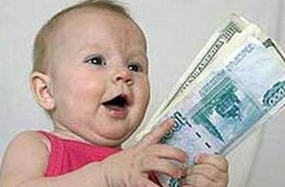 Сумма материнского капитала почти 366 тысяч рублей. Фото с сайта ej.by