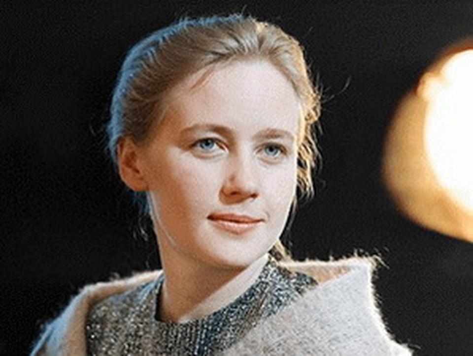 Талантливая актриса была нашей землячкой.