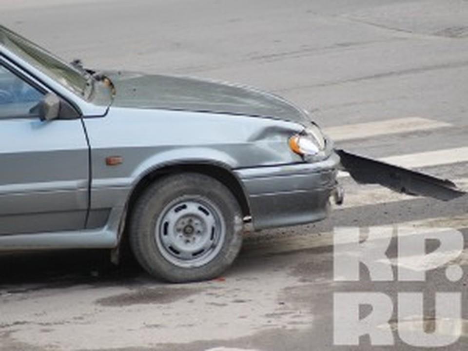 Более сорока ДТП случилось в Вологде за день.