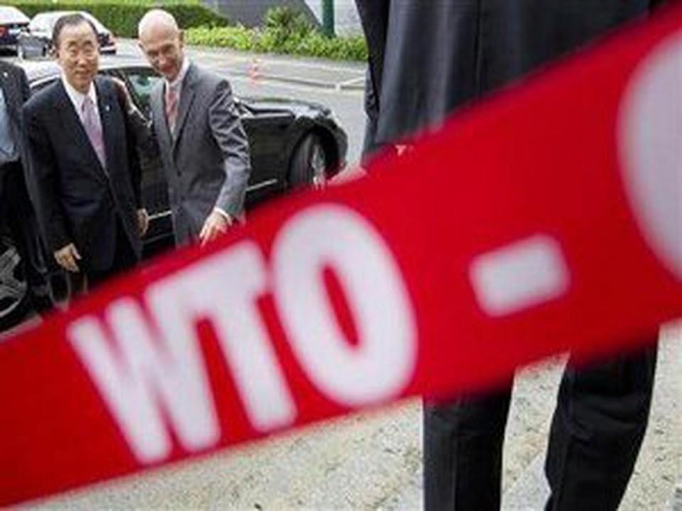 Черногория и Самоа присоединились к ВТО