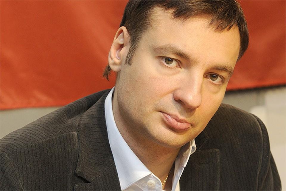 "Павел Санаев: ""Митинги? Не ходил и не пойду!"""