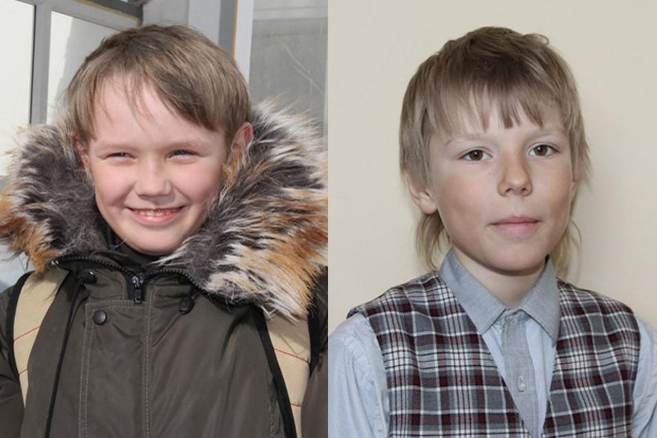 Кирилл Серовиков и Паша Асанов.