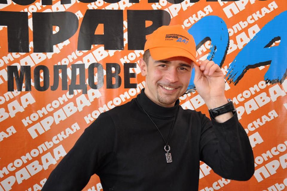 Паша Парфений признался, что крайне редко дает интервью молдавской прессе