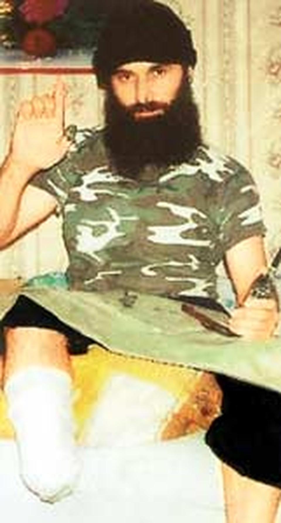 Басаев готов на одной ноге ковылять в «светлое шариатское будущее»