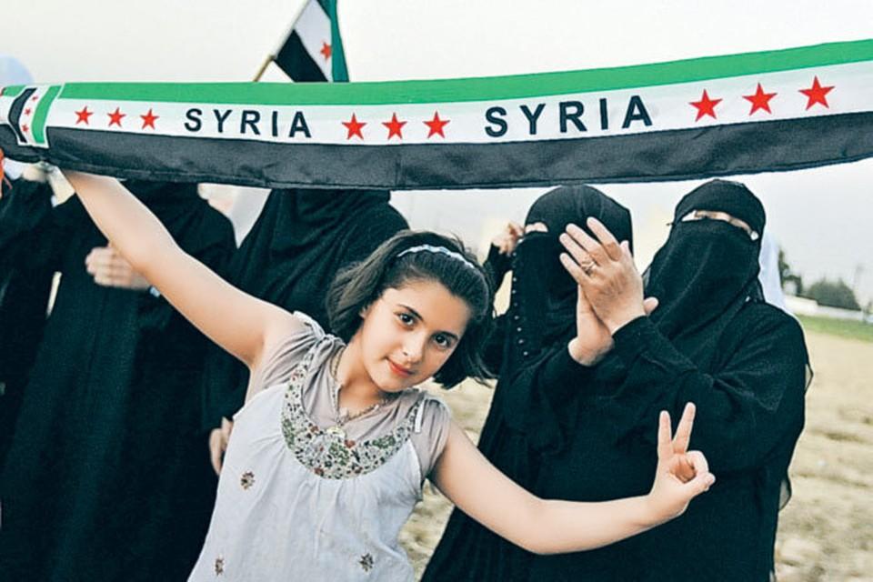 Революцию в Сирии пытаются представить как демократическое обновление, но за ней стоит средневековый радикализм.