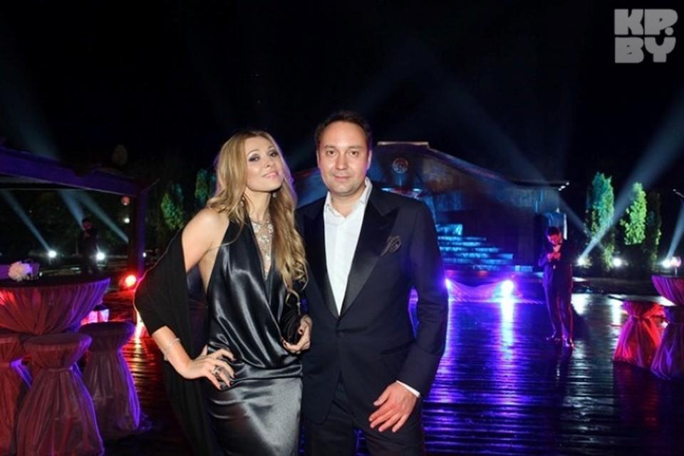 Анжелика Агурбаш с казахстанским бизнесменом Анатолием Побияхо познакомилась еще в прошлом году