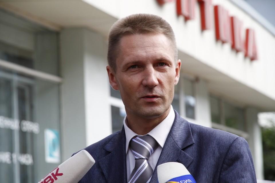 Олег Гончеров