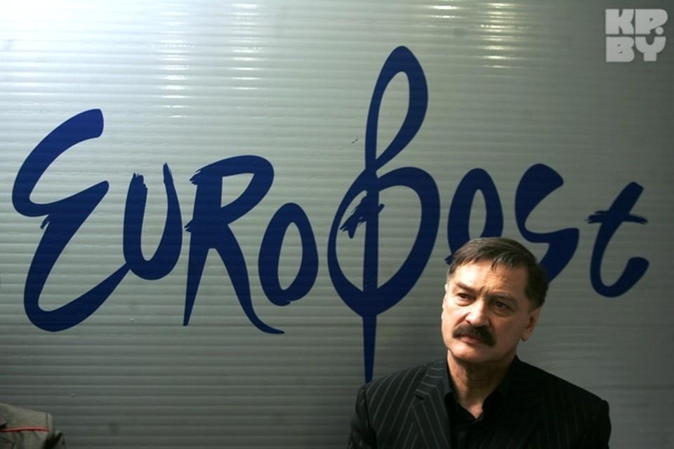 Отбор в этом году будет проходить все по тем же правилам, что и «Еврофест». Хотя само название организаторы убрали. Будет ли Тиханович снова продюсировать белорусского участника, пока неизвестно