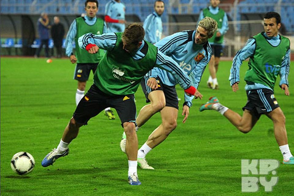 Беларусь испания футбол онлайн трансляция