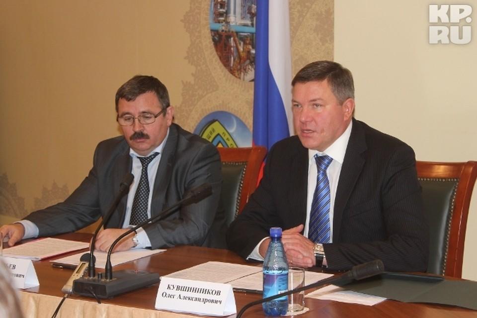 Стороны заключили очередное соглашение о сотрудничестве
