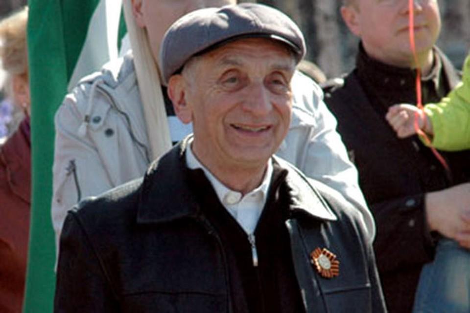 Марк Борисович Шульц.