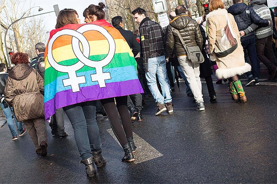 Научный подход к изучение гомосексу