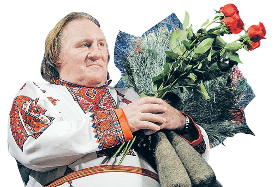 Своим поступком Депардье показал, что во французах живет русская душа