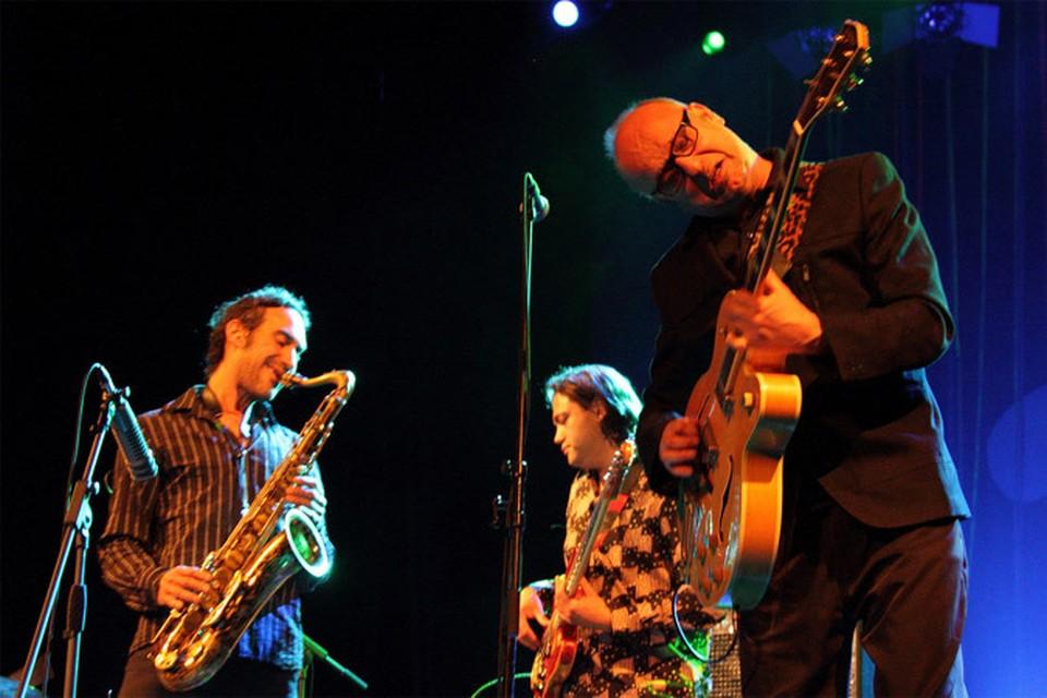 Двадцать четвертый фестиваль Jazzkaar пройдет в Таллине с 19 по 24 апреля
