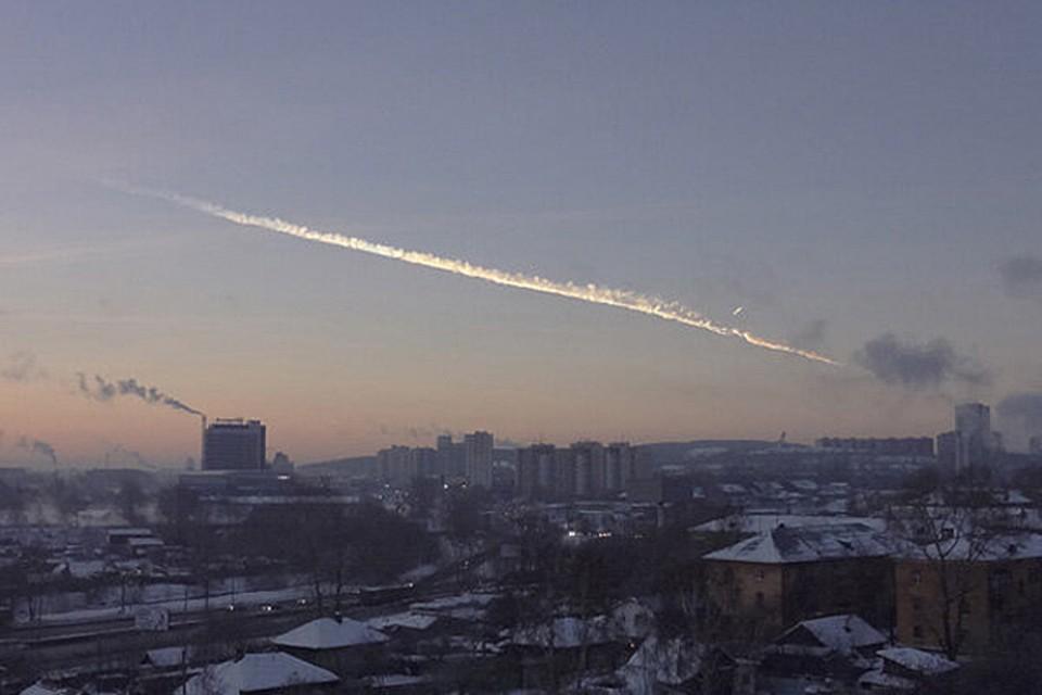 Новый метеорит, возможно, будет называться Чебаркуль