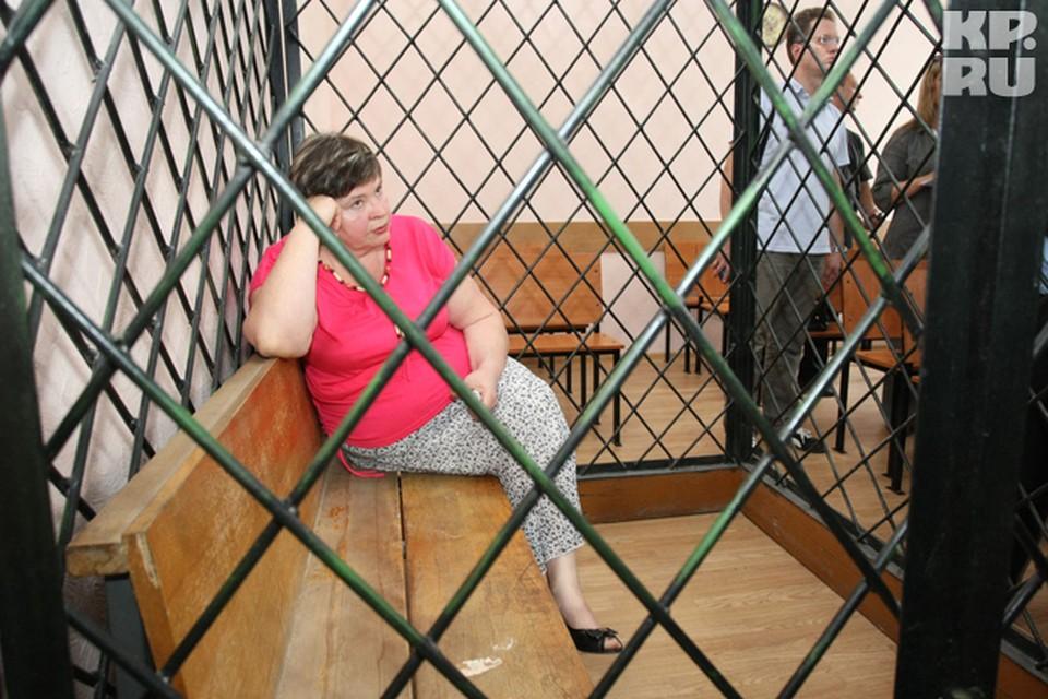 Ходатайство об освобождении Надежды Цапок рассмотрят, как только узнают, хорошо ли она себя ведет за решеткой