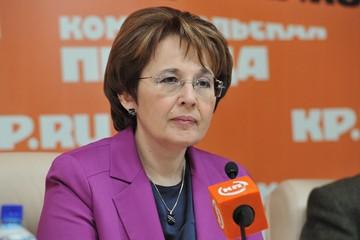 Депутат Госдумы Оксана Дмитриева об исключении Гудковых: «Там было чрезмерное количество нарушения и Устава, и партийной этики»
