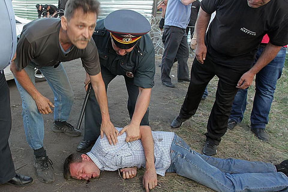 Сильнее всего пострадал 46-летний Игорь Житенев. Сейчас он лежит в больнице.
