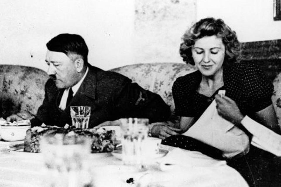 Найдены последние письма любовницы Гитлера, отправленные из его подземного бункера накануне падения Берлина