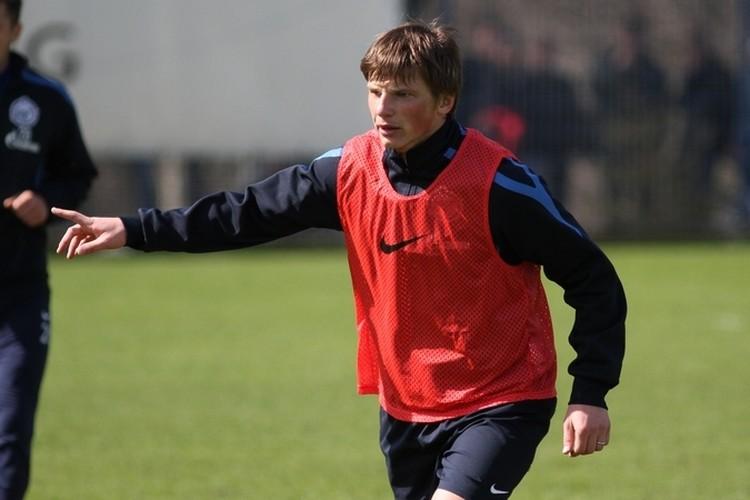 """Ожидается, что Аршавин подпишет контракт с """"Зенитом"""" на два года"""
