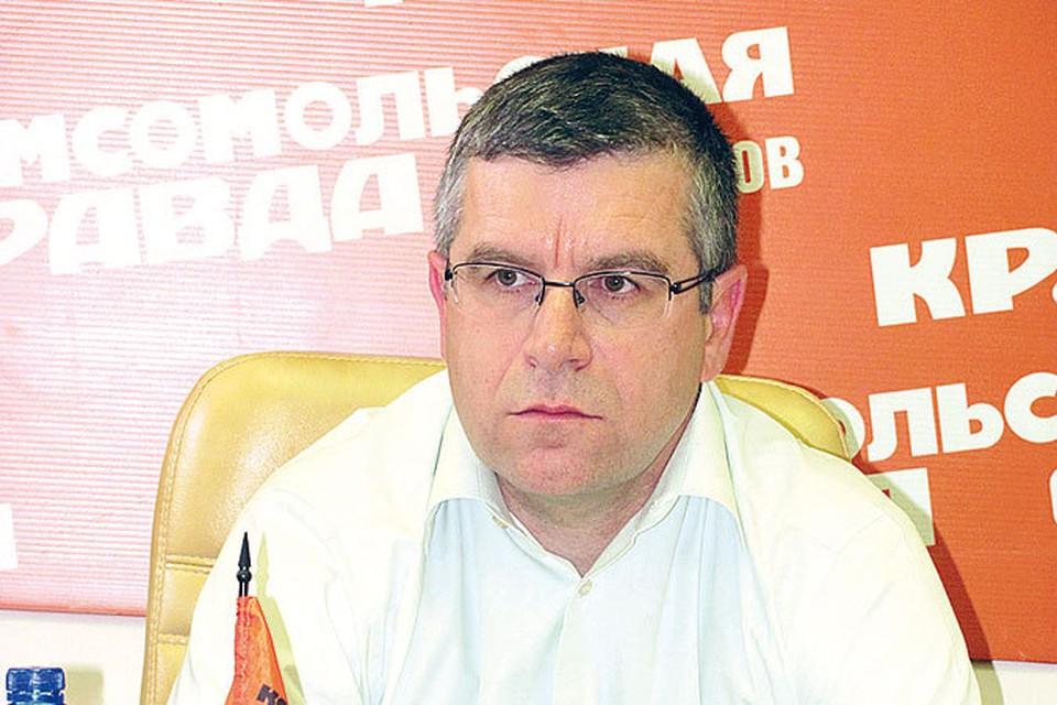 Игорь Малинский: - СГУ - единственный в регионе Национальный исследовательский университет.