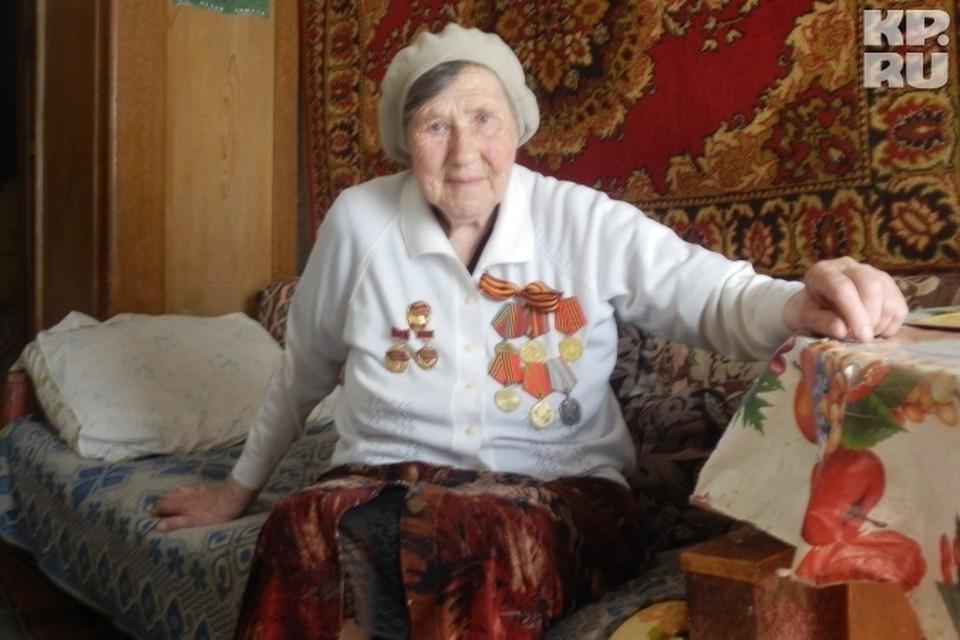 На 12 «квадратах» Капитолина Яковлевна живет большую часть своей жизни