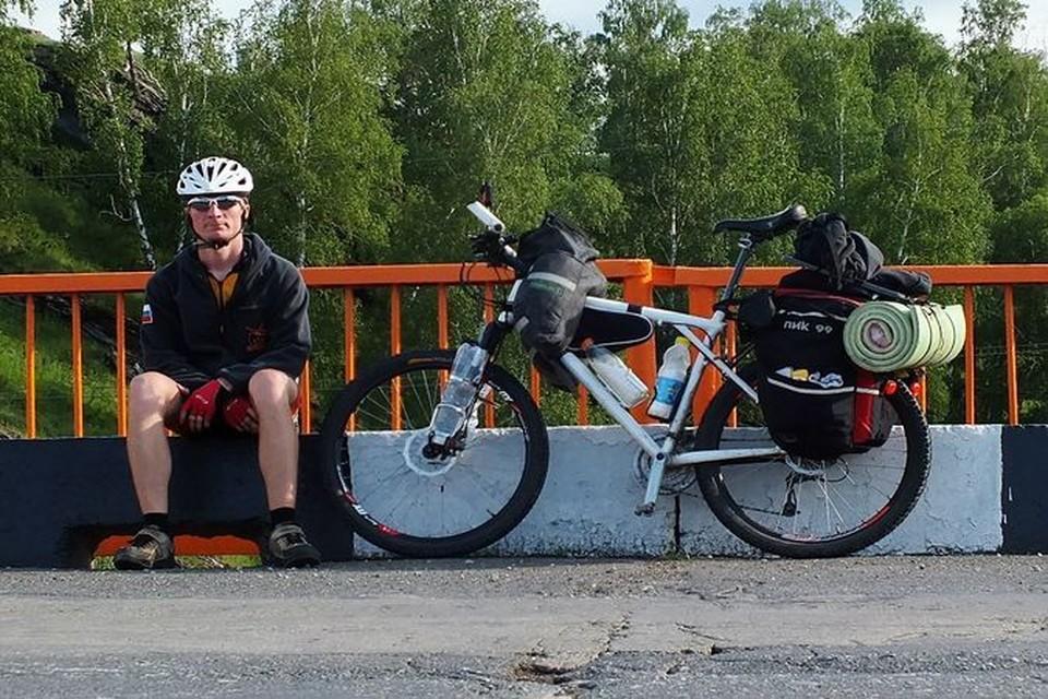 Впереди у Пономарева еще 70 дней пути.