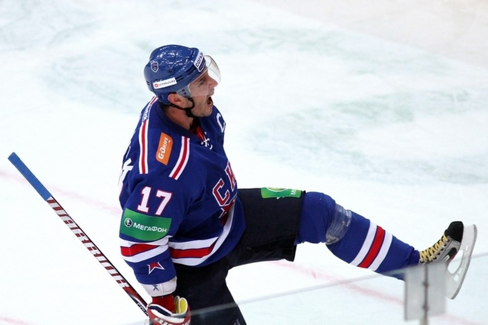 Илья Ковальчук вновь станет лидером СКА