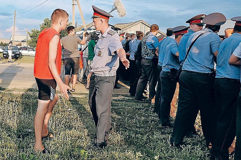 Пугачевцы пять дней выходили на митинги как на работу.
