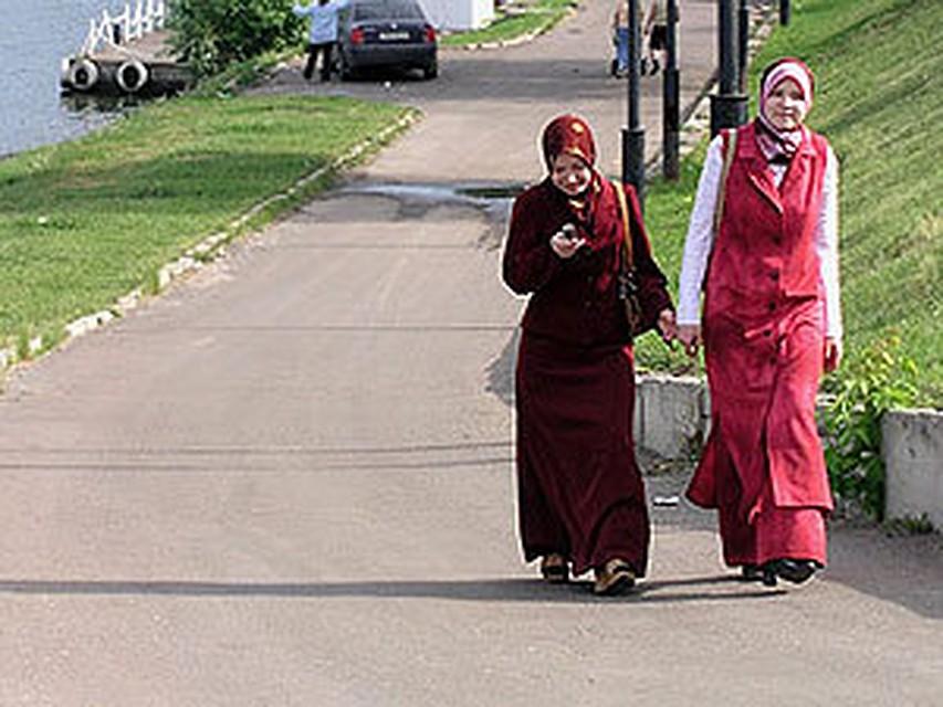 Для мусульман знакомства серьезные