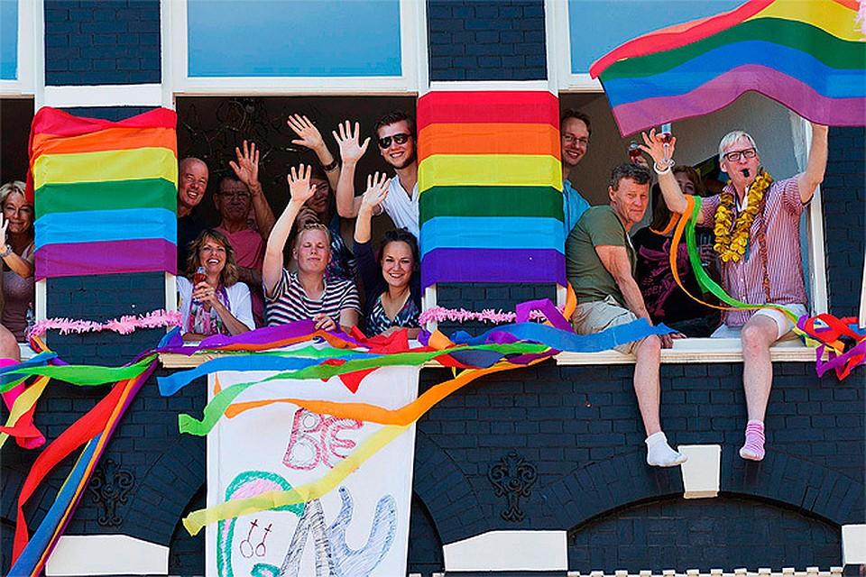 Шведские организации против гомосексуалистов