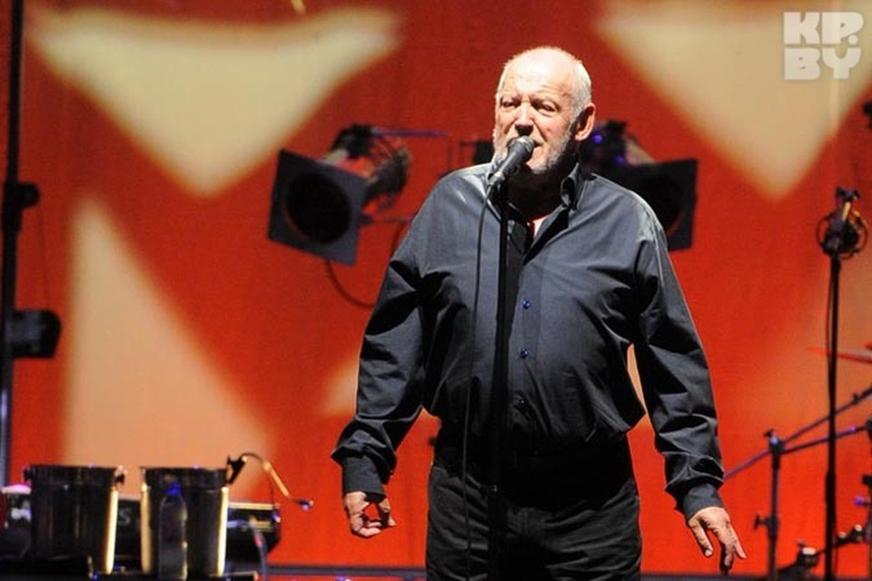 69-летний Джо Кокер дал Минск-Арене жару