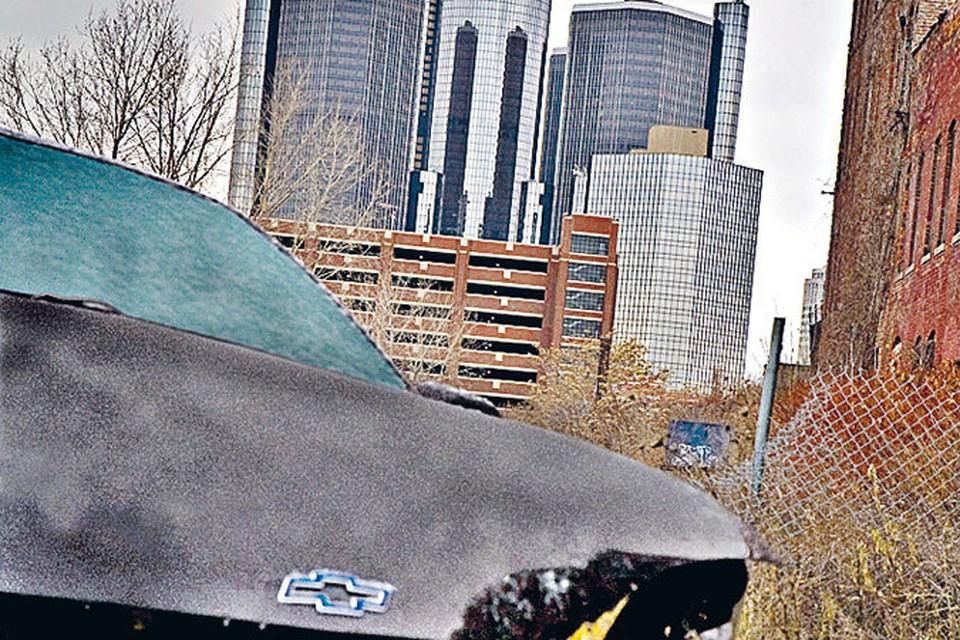 Бывшая автомобильная столица может стать самым крупным городом-банкротом в истории США.