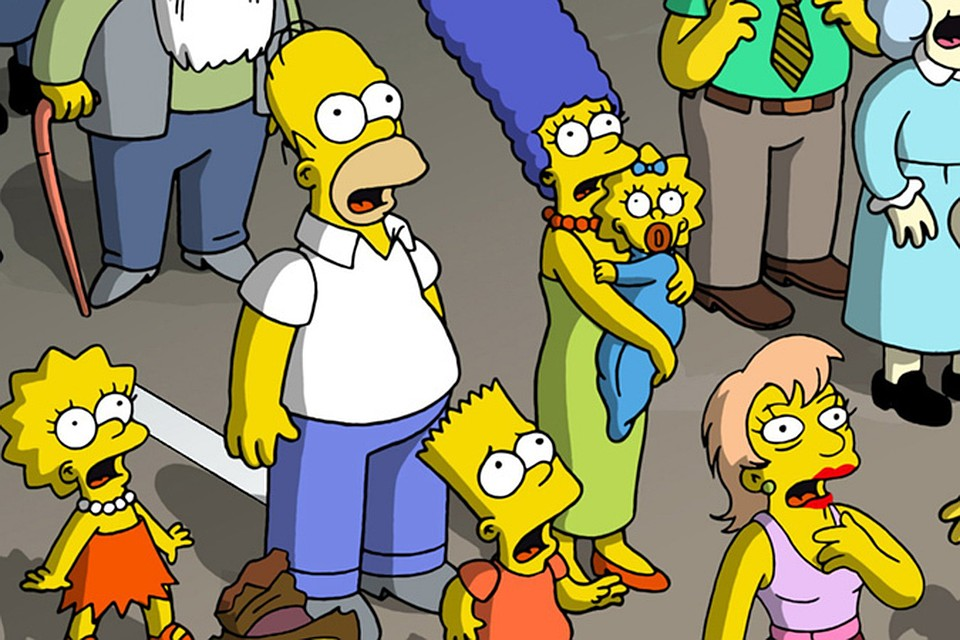 Симпсоны голые фото 20225 фотография