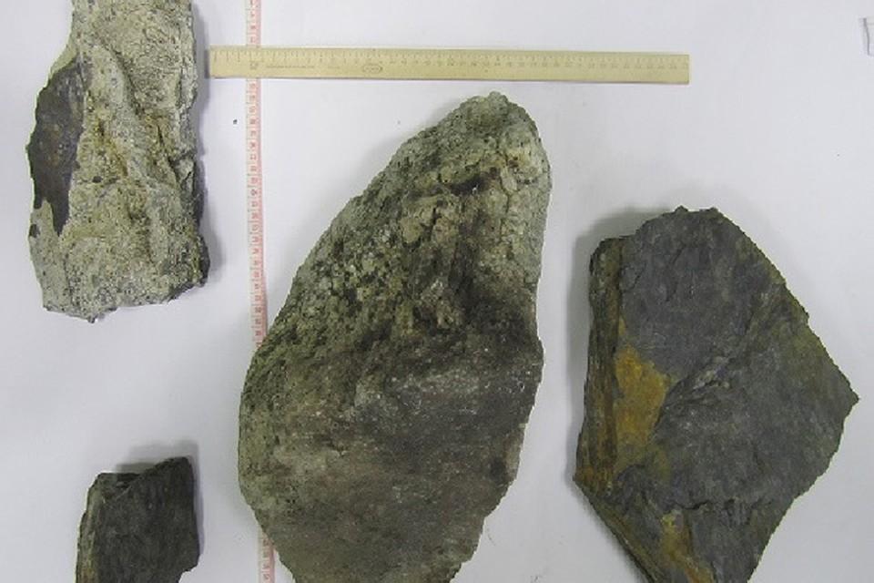 Эти камешки старше Земли