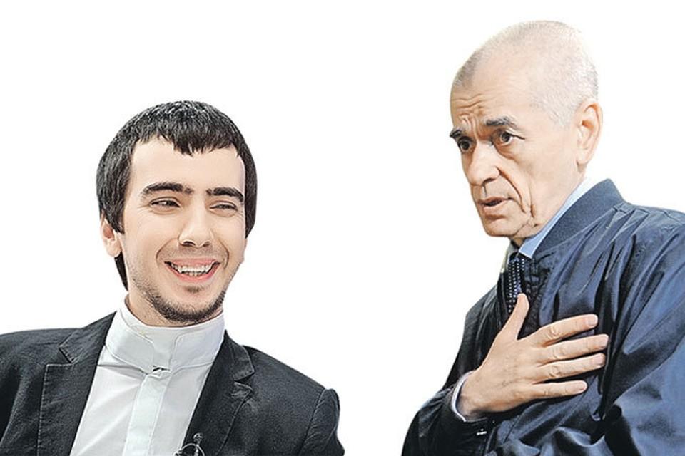 Геннадий Онищенко согласился на предложение шутника.
