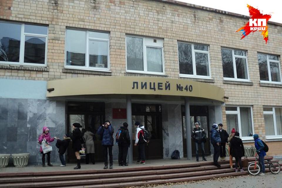 В Нижнем директор превратила лицей № 40 в «школу особого режима».